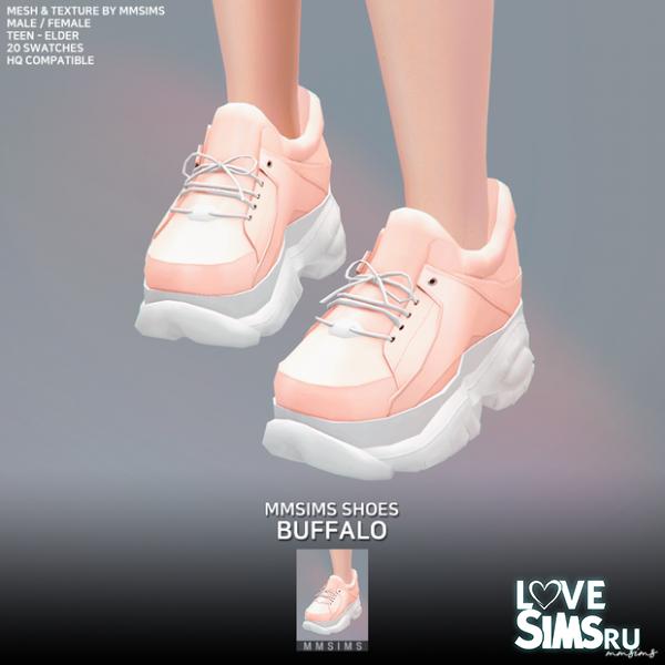 Кроссовки Buffalo Sneakers