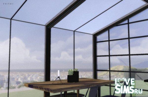 Окно Mini Greenhouse Window Set
