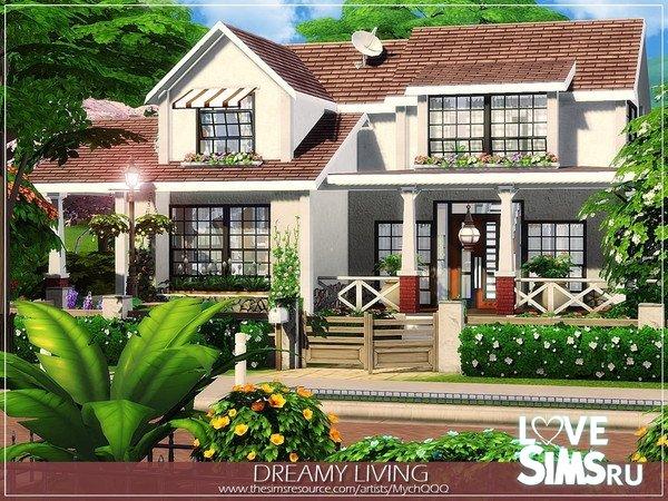 Дом Dreamy от MychQQQ