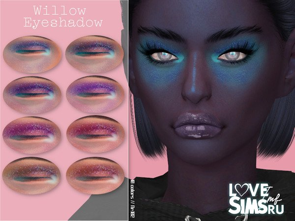 Тени IMF Willow N.102 от IzzieMcFire