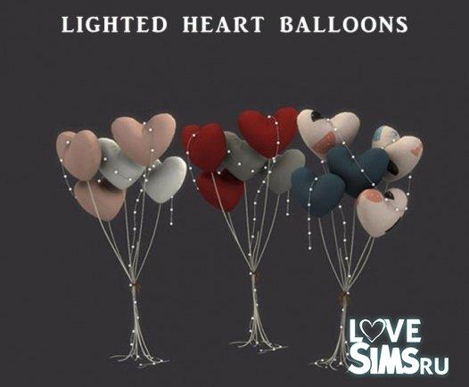 Воздушные шары от Leo Sims