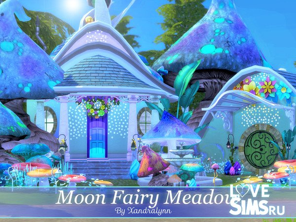 Дом Moon Fairy Meadow