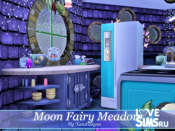 Дом Moon Fairy Meadow