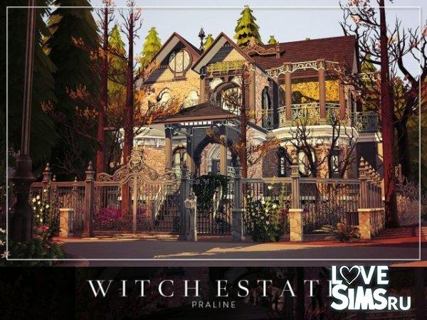 Дом ведьмы от Pralinesims