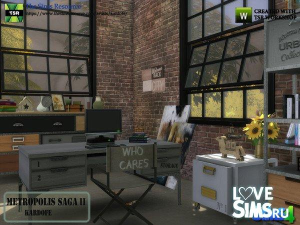 Мебель Metropolis Saga II