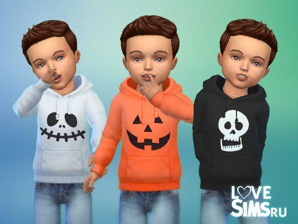 Детская худи Halloween