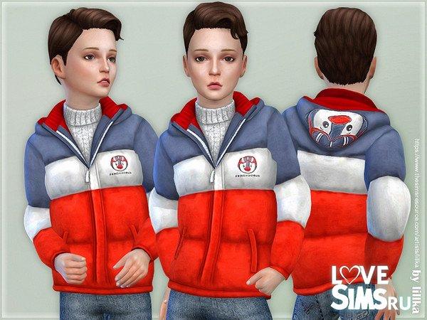 Детская зимняя куртка от lillka
