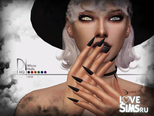 Ногти Wicca от DarkNighTt