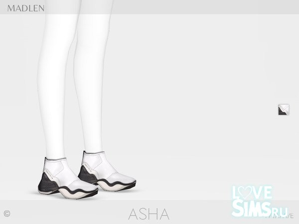 Кроссовки Asha от MJ95