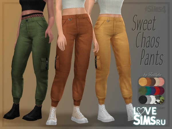 Брюки Sweet Chaos Pants