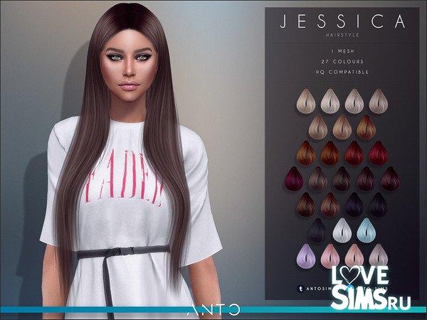 Прическа Jessica от Anto