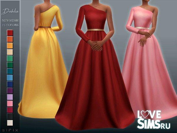Платье Dahlia Gown от Sifix