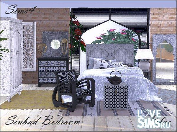 Спальня Sinbad от Pilar