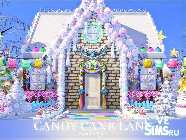 Магазин Candy Cane Lane