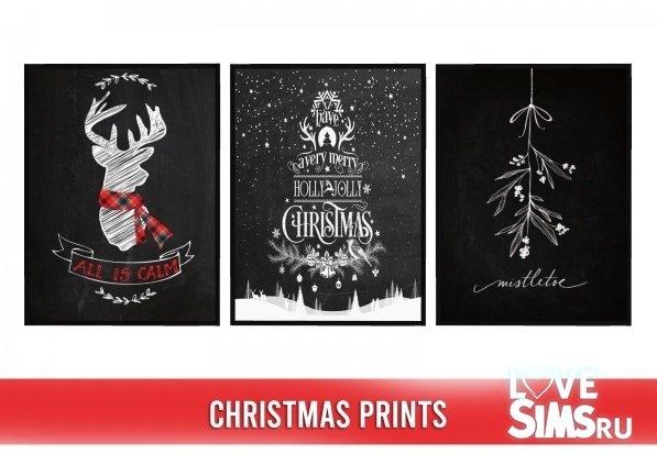 Картины Christmas от frostsims