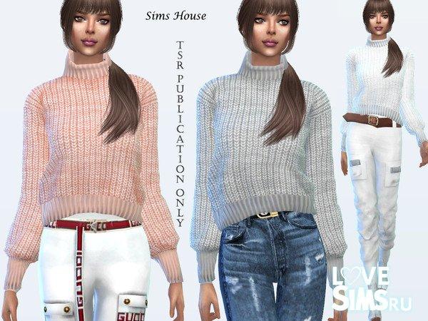 Свитер Women's sweater от Sims House