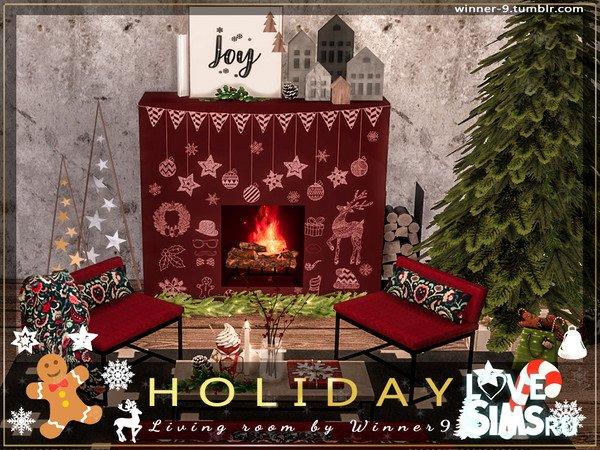 Мебель Holiday Living Room