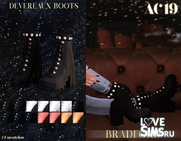 Ботинки Devereaux Boots
