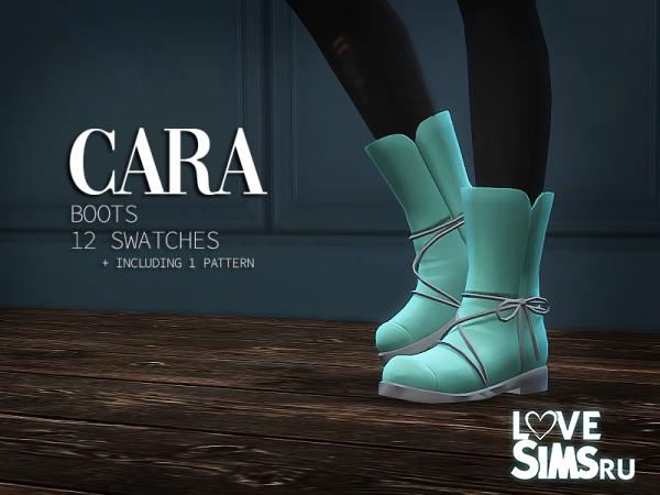 Ботинки Cara от Drosims