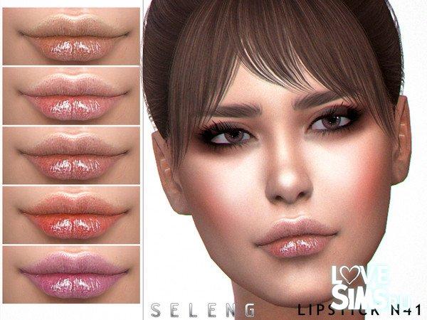 Помада Lipstick N41