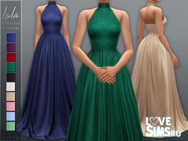 Платье Isla Gown от Sifix