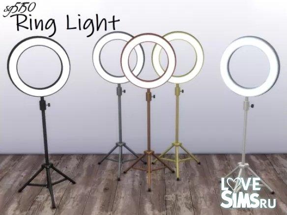 Cветодиодное кольцо ring light