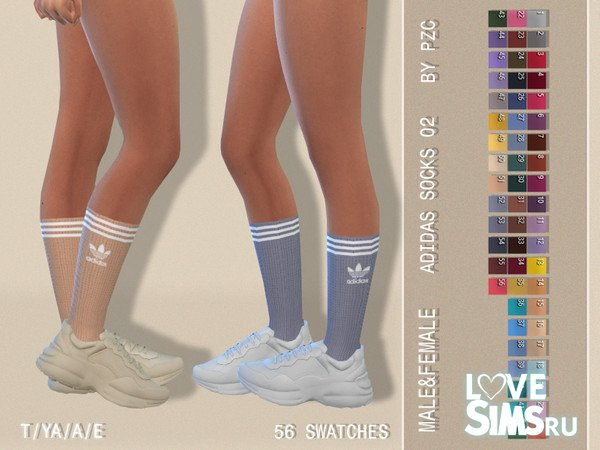 Носки Adidas Socks 02