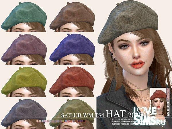 Шляпа Hat 202001 от S-Club