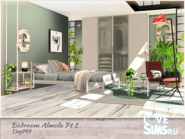 Спальня Amola Part 1 от ung999