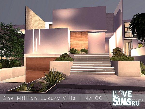 Вилла One Million Luxury Villa