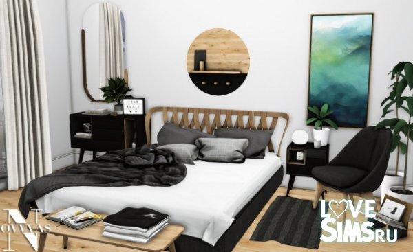 Спальня RANDOM от Novvvas