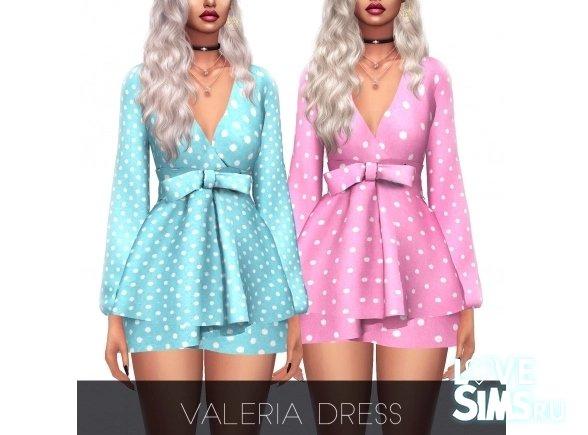 Платье Valeria от kenzarsims