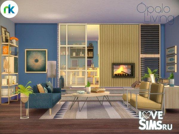 Мебель Nikadema Opalo Living