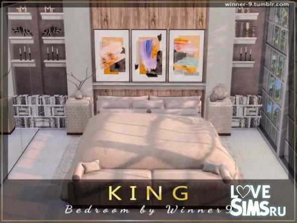 Спальня KING от Winner9