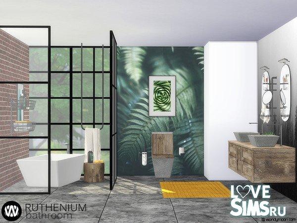 Ванная комната Ruthenium от wondymoon