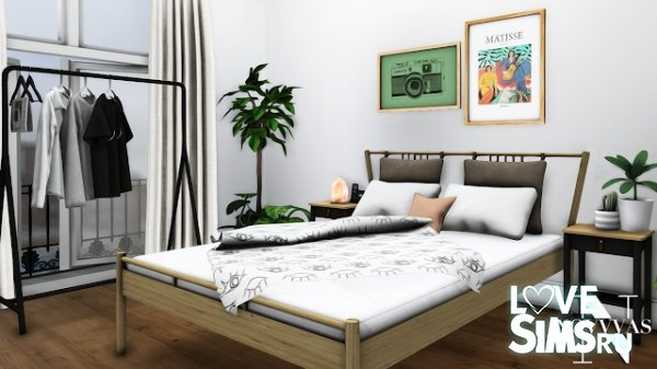 Спальня IKEA BEDROOM