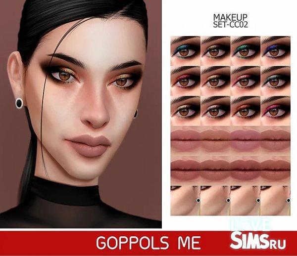Макияж CC02 от GPME
