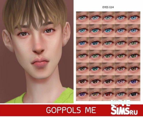 Линзы G14 от GoppolsMe