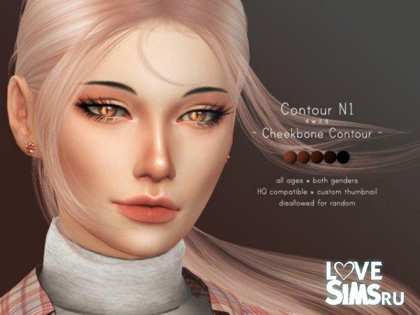 Контур Contour N1 от 4w25
