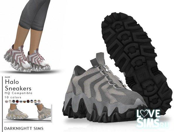 Кроссовки Halo Sneakers