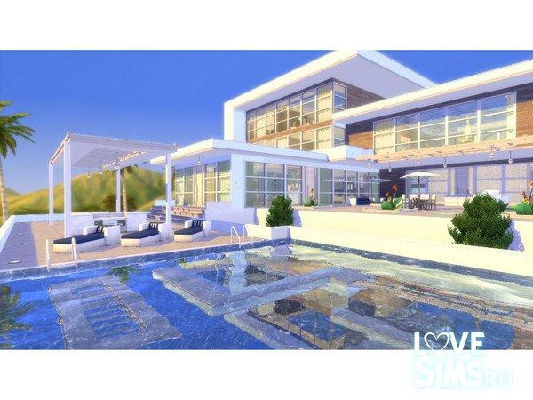 Дом Modern Celebrity Mansion