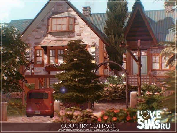 Дом Country Cottage