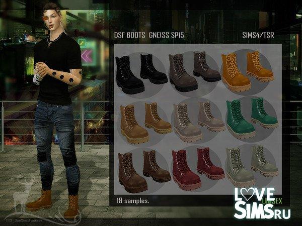 Ботинки GNEISS SP15