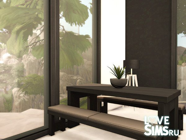 Дом Modern Minimalistic