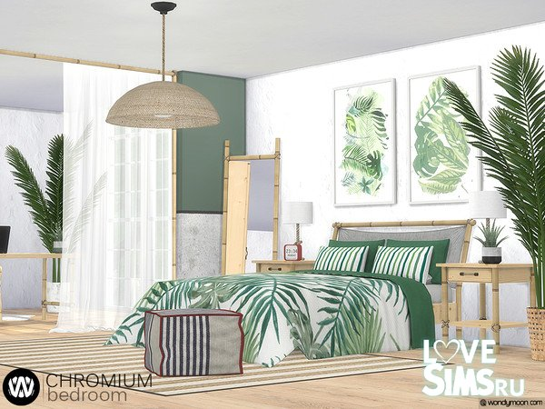 Спальня Chromium Bedroom