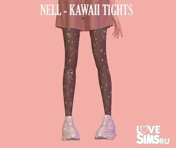 Колготки Kawaii Tights от Nell-le