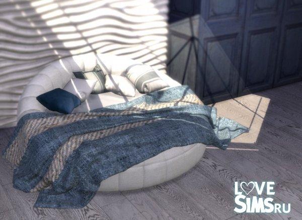 Кровать Langon Set Bed от Ronja