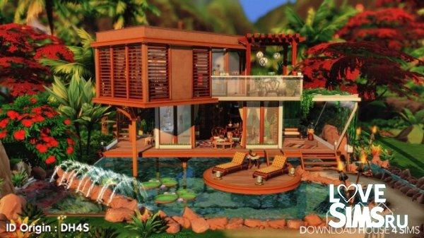 Дом Single Beach House от Samuel