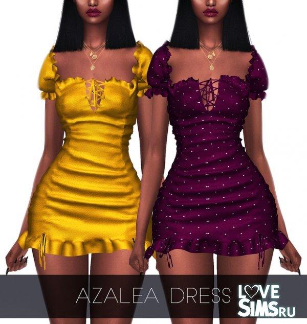 Платье Azalea от Kenzarsims