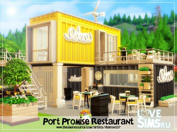 Ресторан Port Promise от Sharon337